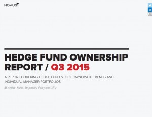 Novus-Hedge-Fund-Ownership-Report-Q3-2015