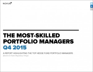 the most skilled portfolio managers