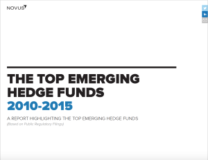 the top emerging hedge funds