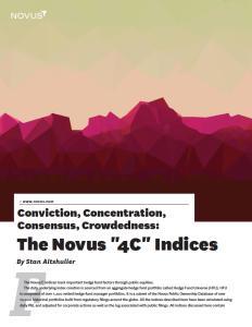 the novus 4c indices